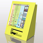Automatic Ticket Vending Machine