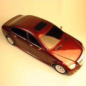Design of a Luxury Sedan