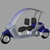Design of Three - wheeler