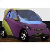 Micro Passenger Vehicle