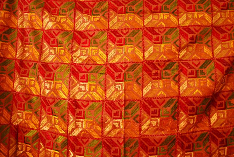 D Source Design Gallery On Phulkari Art Of Stitching D