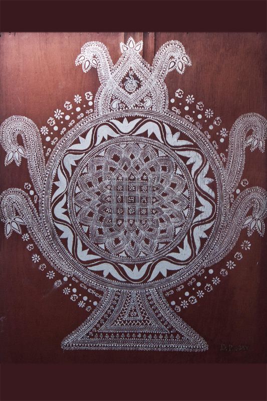 D Source Design Gallery On Aipan Uttarakhand Part 1