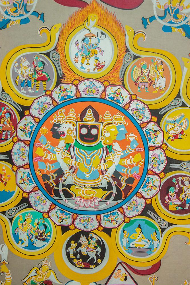 Dsource Introduction Patachitra Painting Bhubaneswar
