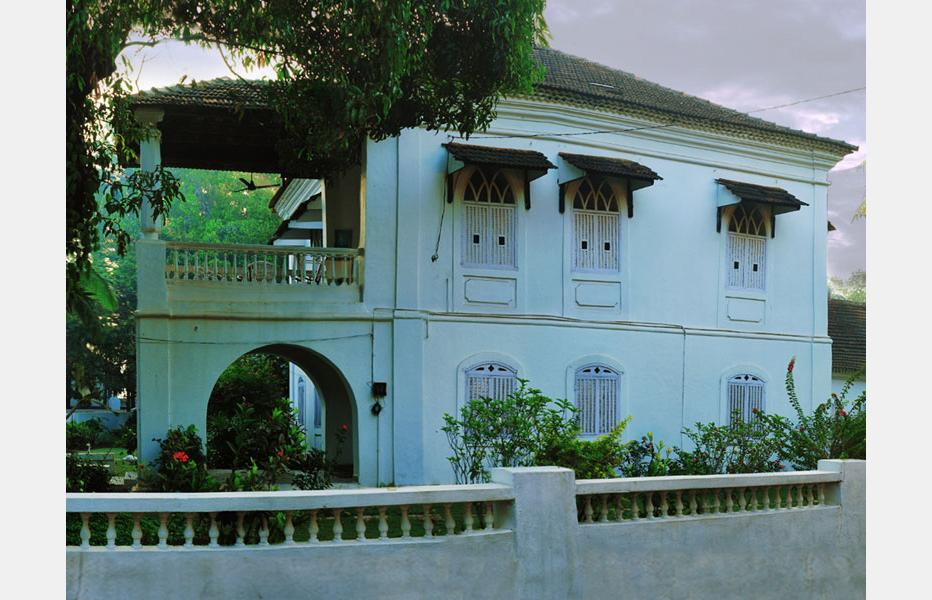 D'source Design Gallery on Houses of Goa - Portuguese