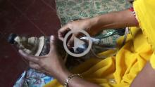 Coconut Shell Craft - Goa