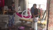 Banarasi Saree Weaving