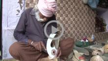Sherwani Shoe Making - Varanasi