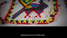 Beads Weaving - Kutch