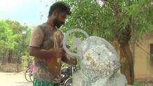 Kasturi Mriga - Sculpture