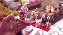 Betel Nut Carvings - Bhubaneswar, Orissa