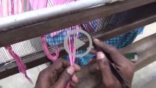 Terry Towel Weaving - Madurai, Tamil Nadu