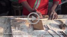 Indian Wooden Bullock Cart - Nashik, Maharashtra - Part 1