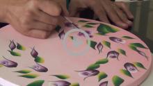 One Stroke Painting - Bengaluru
