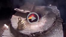 Nachiarkoil Lamp - Madurai - Part 1