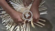 Bamboo Tray - Agartala, Tripura