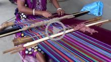 Traditional Saree Weaving - Agartala