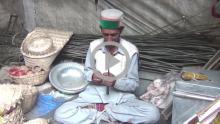 Making of Kanghi - Himachal Pradesh