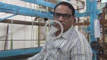 Karvat Kathi Saree Weaving - Nagpur