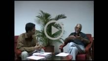 Interview with Professor Ramchandran