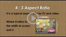 Animation Technicalities - Aspect Ratio