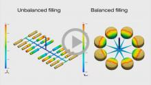 Animation Balanced Unbalanced