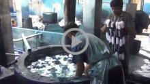 Lungi Weaving - Vellore