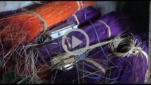 Kora Grass Mat Weaving - Power Loom