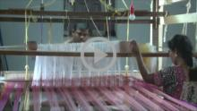 Silk Weaving - Karaikudi