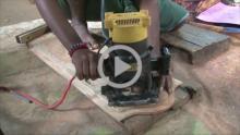 Wood Carving - Karaikudi