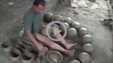 Temple Pottery - Puri, Orissa